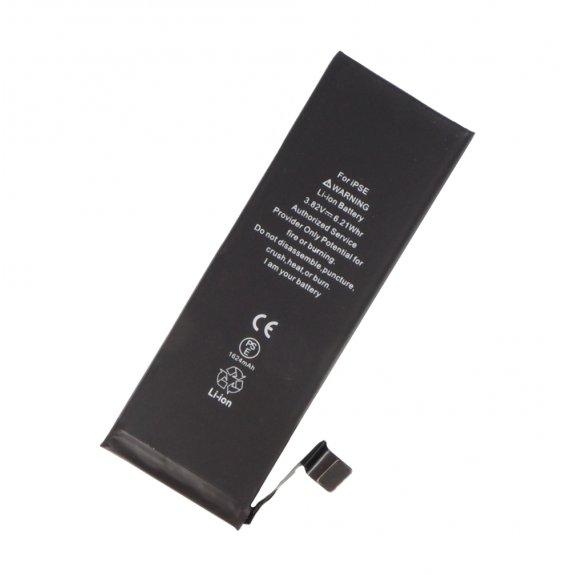 AppleKing náhradní baterie pro Apple iPhone SE (1624mAh) - možnost vrátit zboží ZDARMA do 30ti dní