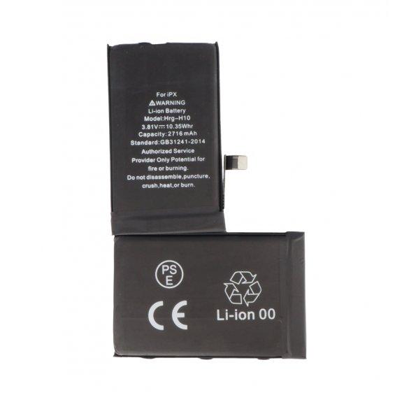 AppleKing náhradní baterie pro Apple iPhone X (2716mAh) - možnost vrátit zboží ZDARMA do 30ti dní