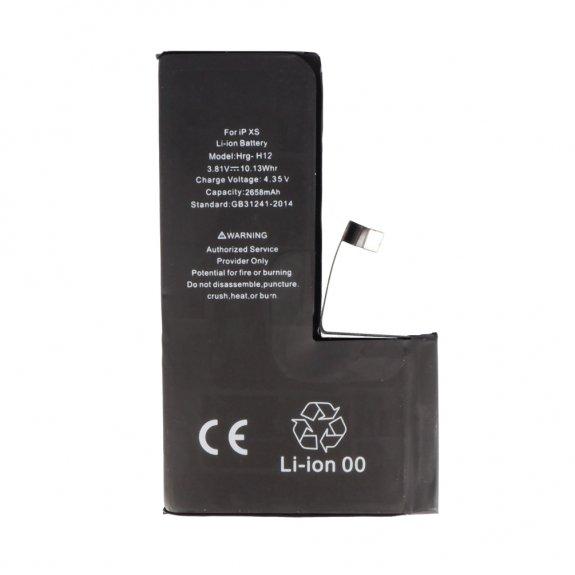 AppleKing náhradní baterie pro Apple iPhone XS (2658mAh) - možnost vrátit zboží ZDARMA do 30ti dní