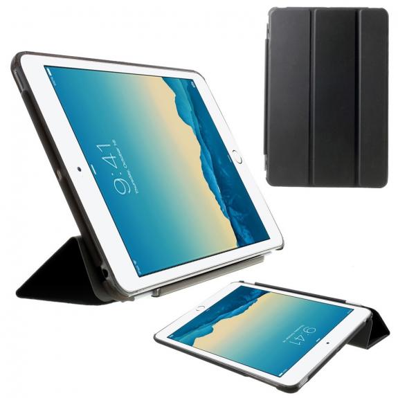 AppleKing smart Cover kryt / pouzdro pro Apple iPad mini 1. / 2. / 3. gen. - černé - možnost vrá