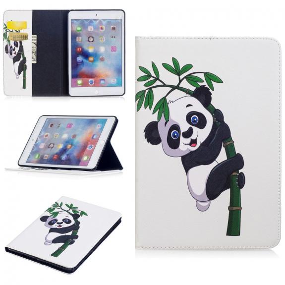 AppleKing pouzdro / kryt s integrovaným stojánkem pro iPad mini 4 / 5 - panda - možnost vrátit zboží ZDARMA do 30ti dní