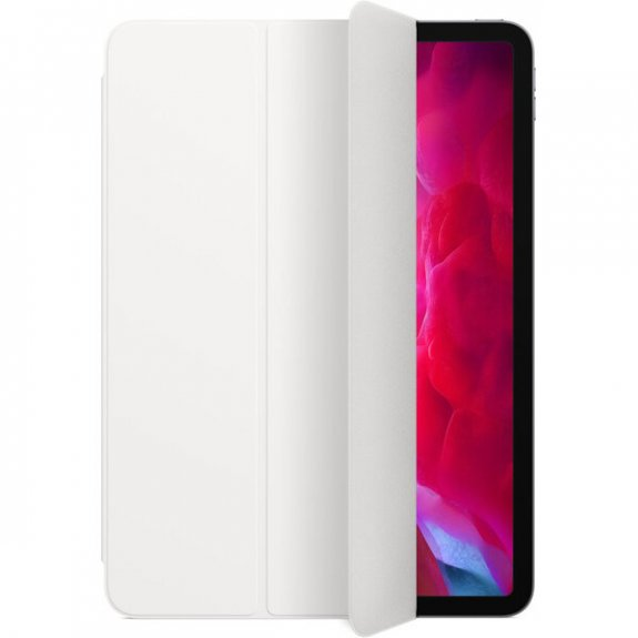 """Apple Smart Folio originální pouzdro pro iPad Pro 11"""" - bílé MVQN2ZM/A - možnost vrátit zboží ZDARMA do 30ti dní"""