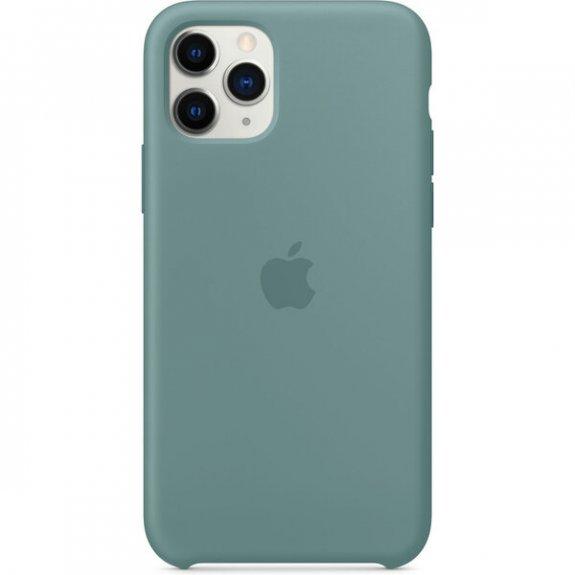 Apple silikonový kryt pro iPhone 11 - kaktusově zelený MXYW2ZM/A - možnost vrátit zboží ZDARMA do 30ti dní