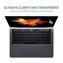 """Baseus ochranná fólie pro Apple MacBook Pro 13"""" 2016 / 2017 - 2 kusy - čirá HD"""