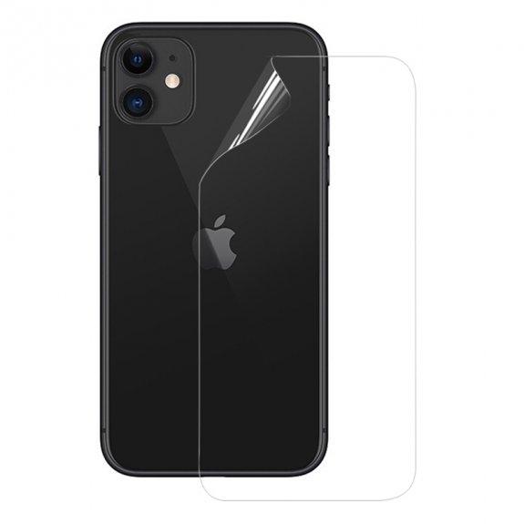 AppleKing ochranná hydrogelová fólie na zadní stranu iPhone 11 - možnost vrátit zboží ZDARMA do 30ti dní