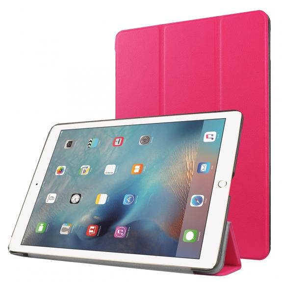 """AppleKing smart Cover s funkcí uspání pro Apple iPad Pro 9.7"""" iPad Air 2 - purpurová - možnost vrátit zboží ZDARMA do 30ti dní"""
