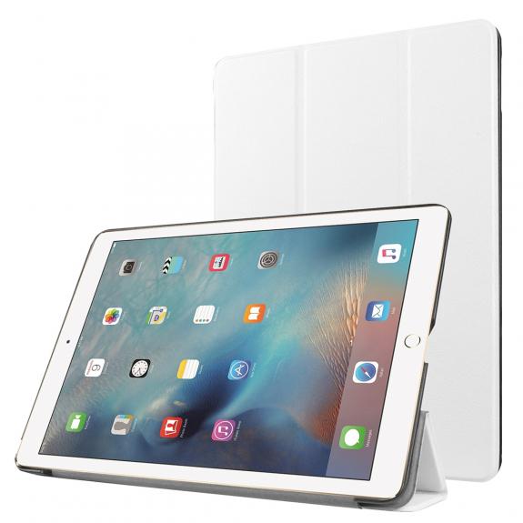 """AppleKing smart Cover s funkcí uspání pro Apple iPad Pro 9.7"""" / iPad Air 2 - bílá - možnost vrátit zboží ZDARMA do 30ti dní"""
