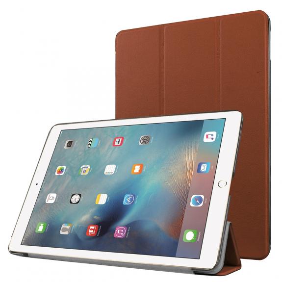 """AppleKing smart Cover pro Apple iPad Pro 9.7"""" / iPad Air 2 - hnědé - možnost vrátit zboží ZDARMA do"""