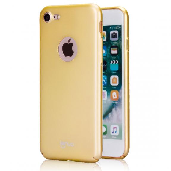 AppleKing luxusní a ultratenký kryt pro Apple iPhone iPhone 8 - zlatá - možnost vrátit zboží ZDARMA