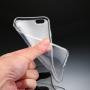 HAWEEL ultra tenký (0.3mm) průhledný ochranný kryt pro iPhone 6 / 6S - průhledný