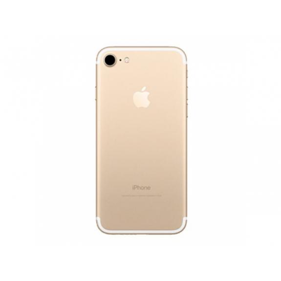 AppleKing zadní náhradní kryt pro Apple iPhone 7 - zlatý - možnost vrátit zboží ZDARMA do 30ti dní