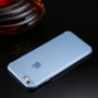 HAWEEL ultra tenký (0.3mm) průhledný ochranný kryt pro iPhone 6 / 6S - modrý