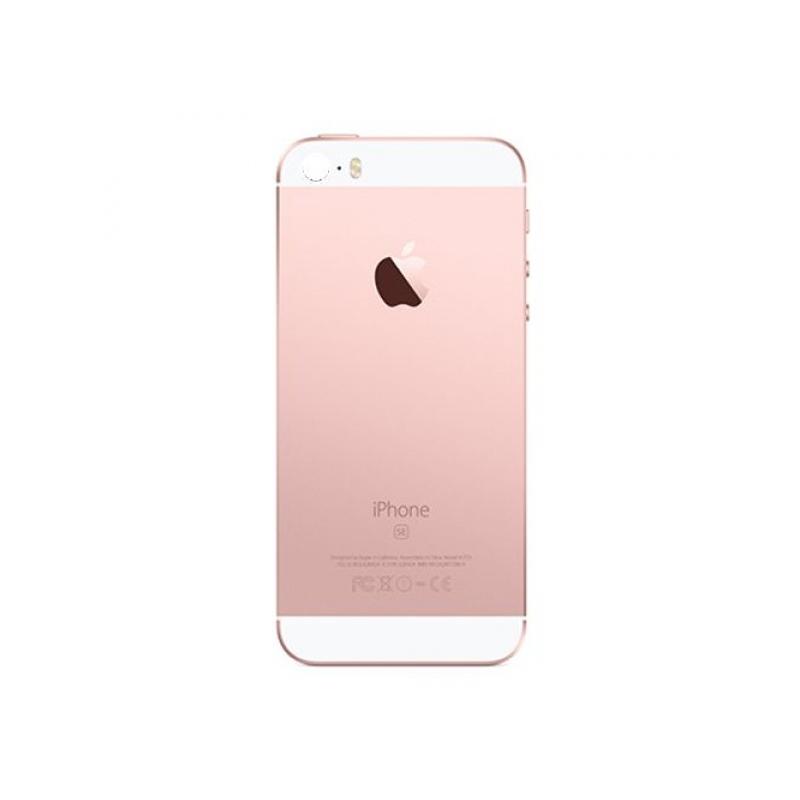 Plně osazený náhradní zadní kryt pro Apple iPhone SE - Rose Gold ... a9831651442