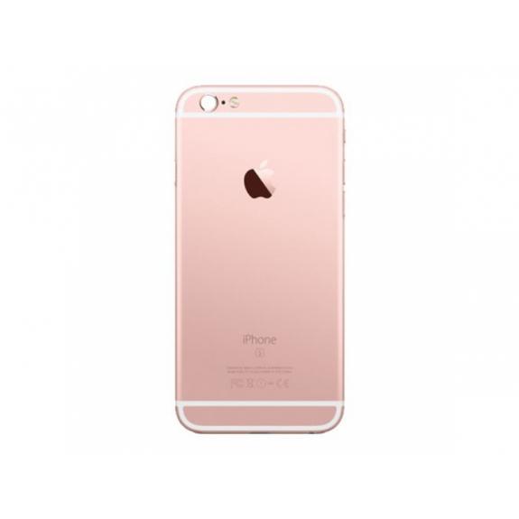 AppleKing plně osazený náhradní zadní kryt pro Apple iPhone 6 - Rose Gold - možnost vrátit zboží ZDARMA do 30ti dní