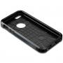 "Super odolný ""Armor"" kryt pro iPhone 5 / 5S / SE - černý"