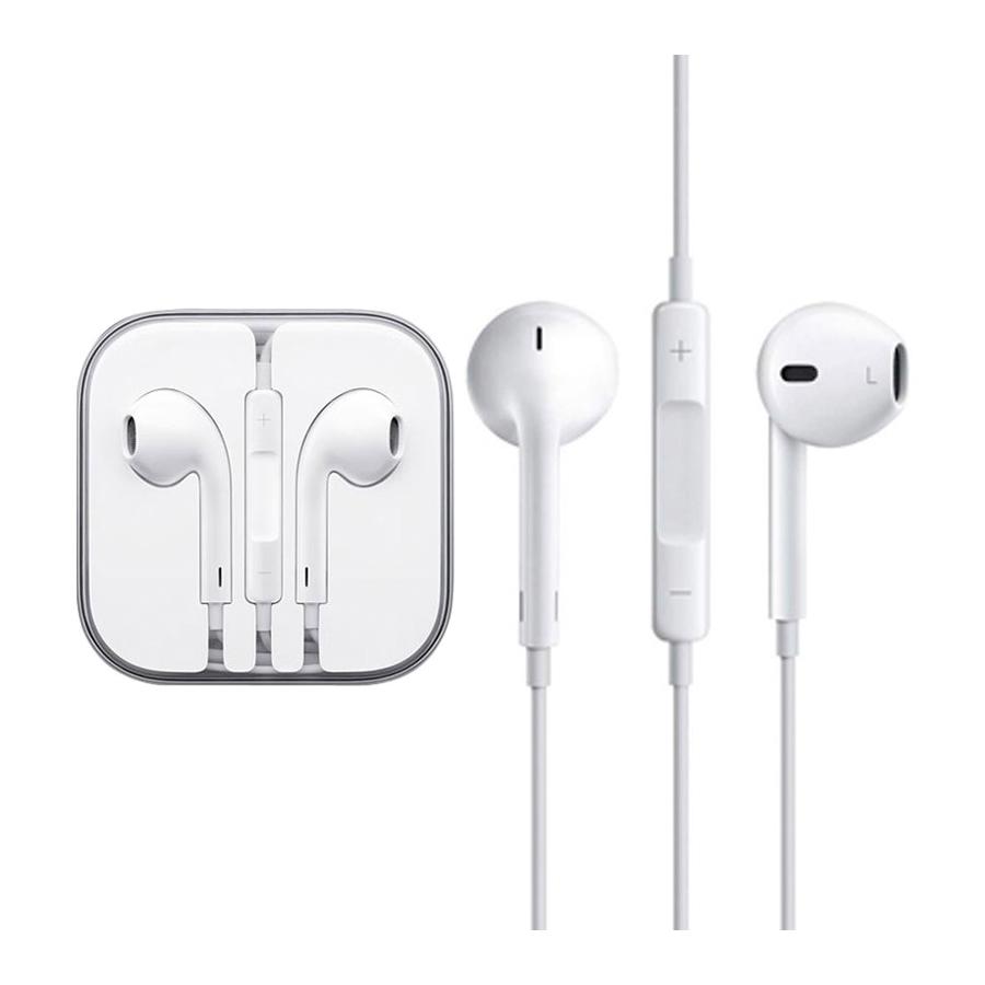 Sluchátka s mikrofonem a dálkovým ovládáním pro Apple zařízení ...