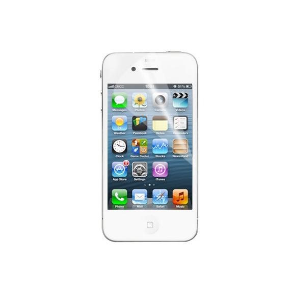 AppleKing ochranná fólie pro iPhone 4 / 4S - průhledná - možnost vrátit zboží ZDARMA do 30ti dní