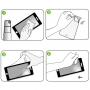 Ochranná fólie pro iPhone 4 / 4S - průhledná