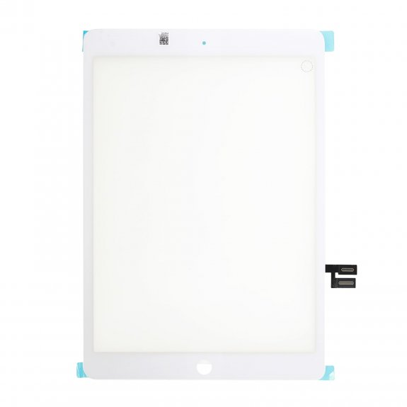 """AppleKing premium přední dotykové sklo (touch screen) pro Apple iPad 10,2"""" 2019 - bílá - možnost vrátit zboží ZDARMA do 30ti dní"""