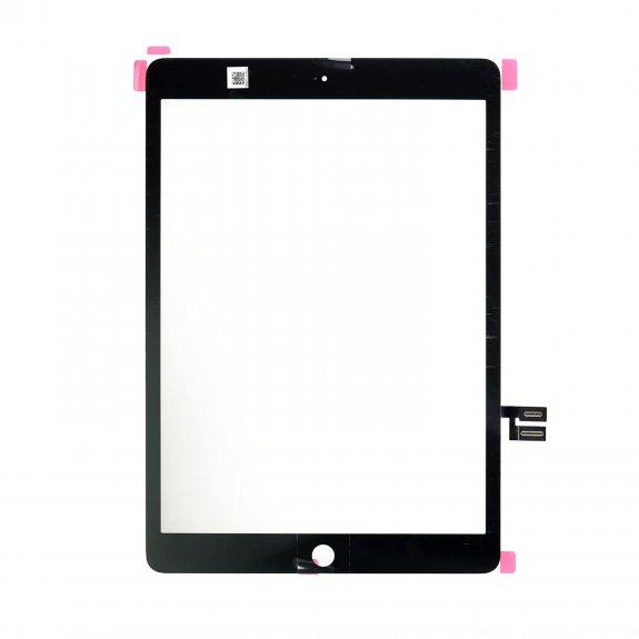 """AppleKing premium přední dotykové sklo (touch screen) pro Apple iPad 10,2"""" 2019 / 2020 - černá - možnost vrátit zboží ZDARMA do 30ti dní"""