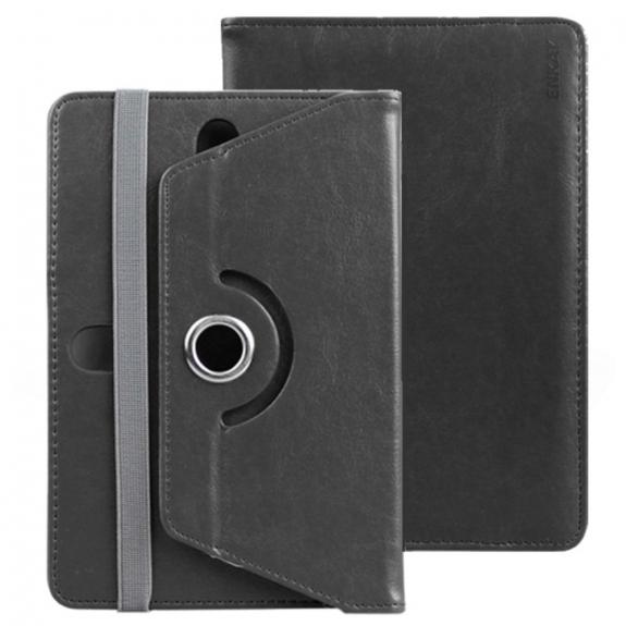 Enkay pouzdro se stojánkem na iPad mini 4 / 5 - černé - možnost vrátit zboží ZDARMA do 30ti dní