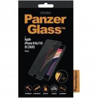 PanzerGlass Standard anti-spy 2,5D tvrzené sklo pro iPhone 6 / 6S / 7 / 8 / SE (2020) - čiré