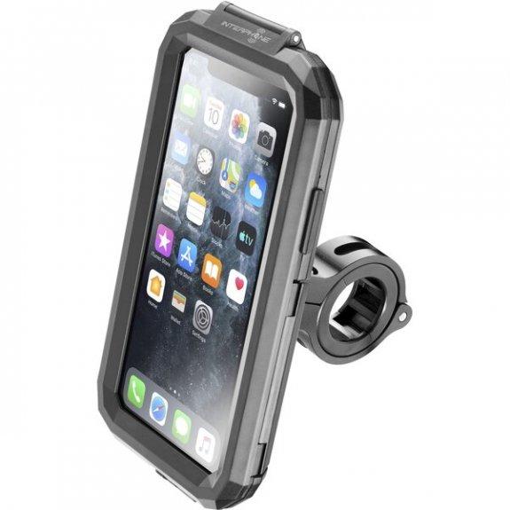 Interphone voděodolné pouzdro na řídítka pro iPhone 11 Pro - černé SMIPHONE11PRO - možnost vrátit zboží ZDARMA do 30ti dní