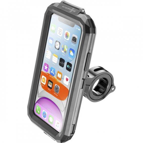 Interphone voděodolné pouzdro na řídítka pro iPhone 11 - černé SMIPHONE11 - možnost vrátit zboží ZDARMA do 30ti dní