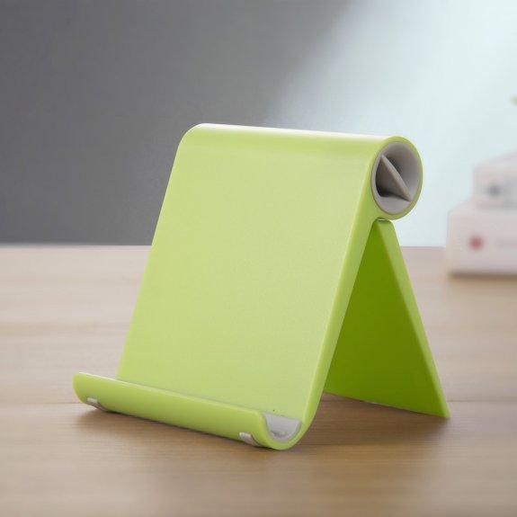 AppleKing sklápěcí stolní stojánek na iPhone / iPad - zelený - možnost vrátit zboží ZDARMA do 30ti dní