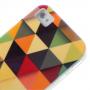 Ochranný kryt pro iPhone 4 / 4S - Trojúhelníky