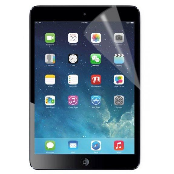 AppleKing Čirá ochranná fólie pro Apple iPad mini 3 / iPad mini 2 / iPad mini - možnost vrátit zboží ZDARMA do 30ti dní