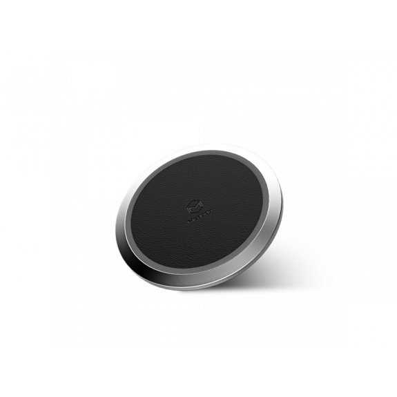 MCDODO bezdrátová nabíječka pro Apple iPhone - stříbrná - možnost vrátit zboží ZDARMA do 30ti dní