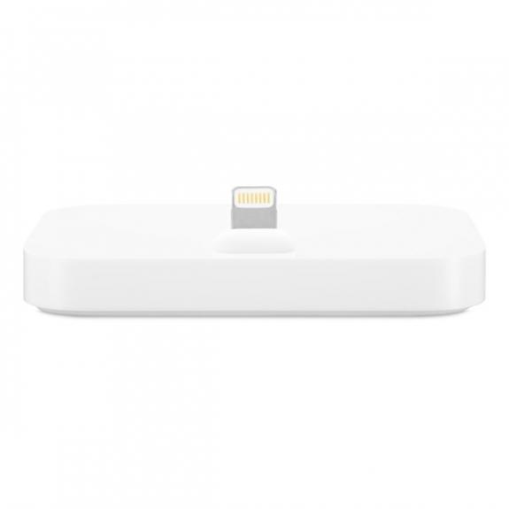 Originální dokovací stanice s lightning konektorem pro Apple iPhone - bílý MGRM2ZM/A - možnost vrátit zboží ZDARMA do 30ti dní