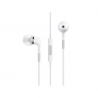 Originální sluchátka Apple In-ear s konektorem 3.5mm - bílá