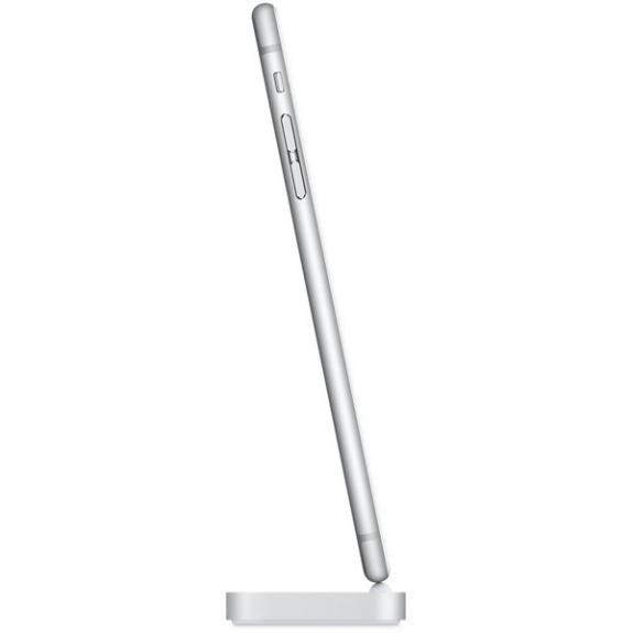 Originální dokovací stanice pro Apple iPhone s lightning konektorem - stříbrná ML8J2ZM/A - možnost vrátit zboží ZDARMA do 30ti dní