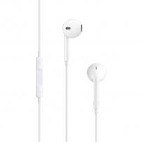 Originální sluchátka s mikrofonem Apple EarPods s konektorem 3.5mm jack - bílá