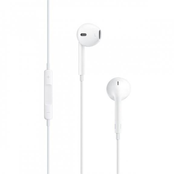 Originální sluchátka s mikrofonem Apple EarPods s konektorem 3.5mm jack - bílá MNHF2ZM/A - možnost vrátit zboží ZDARMA do 30ti dní