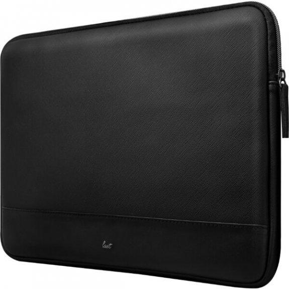 """Laut Prestige pouzdro z umělé kůže pro MacBook Pro 16"""" (A2141) - černé LAUT-MB16-PRE-BK - možnost vrátit zboží ZDARMA do 30ti dní"""