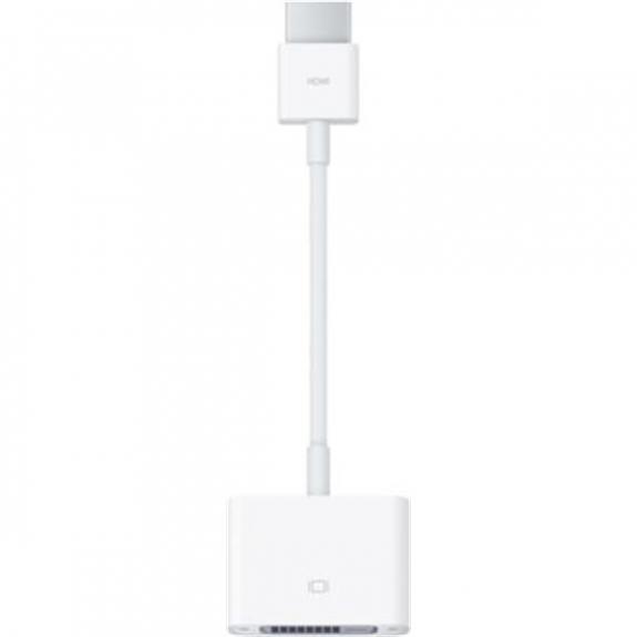 Originální redukce z HDMI na DVI port pro Apple MacBook MJVU2ZM/A - možnost vrátit zboží ZDARMA do 30ti dní