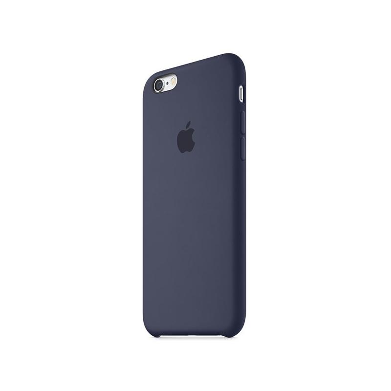 Originální silikonový kryt pro Apple iPhone 6S - tmavě modrý ... 12f7e533a1b