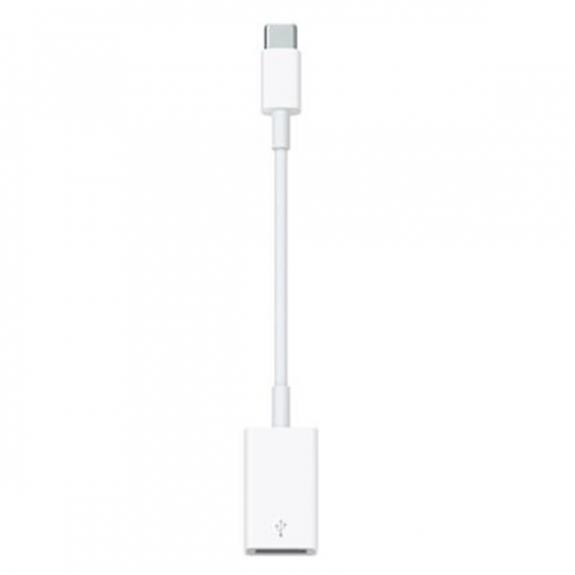 Originální adaptér USB-C / USB pro Apple MJ1M2ZM/A - možnost vrátit zboží ZDARMA do 30ti dní