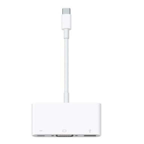 Originální adaptér s USB-C a porty VGA / lightning / USB pro Apple zařízení MJ1L2ZM/A - možno
