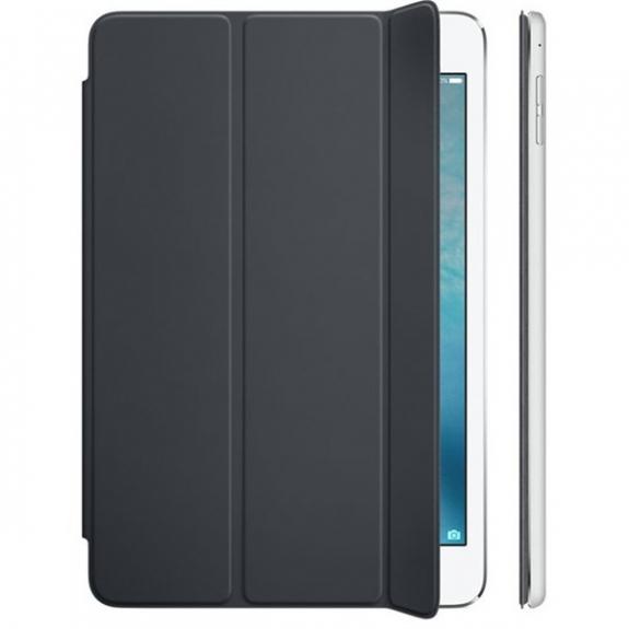 Originální Smart Cover přední kryt pro Apple iPad mini 4 - uhlově šedý MKLV2ZM/A - možnost v