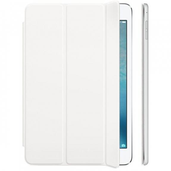 Originální Smart Cover přední kryt Apple iPad mini 4 - bílý MKLW2ZM/A - možnost vrátit zbož