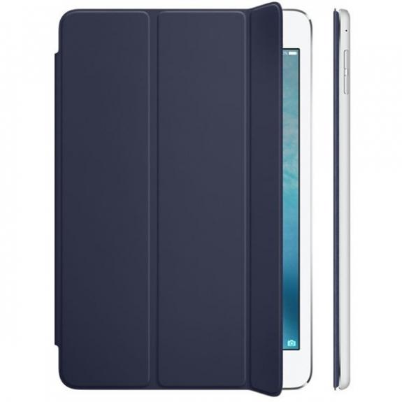 Originální Smart Cover přední kryt pro Apple iPad mini 4 - půlnočně modrý MKLX2ZM/A - možno