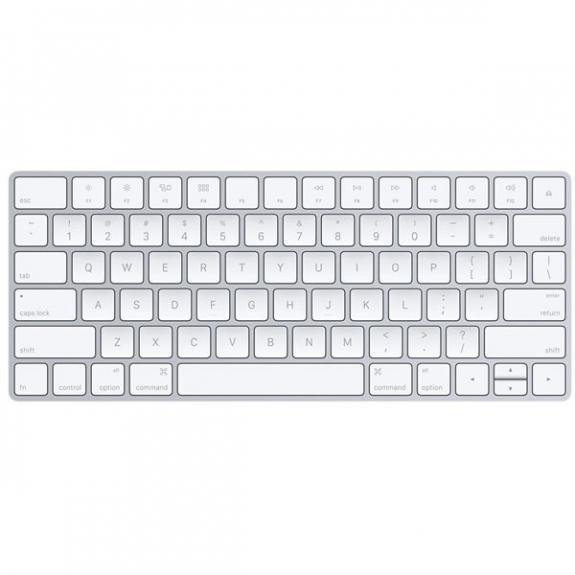 Originální bezdrátová klávesnice Apple Magic Keyboard - česká MLA22CZ/A - možnost vrátit zboží ZDARMA do 30ti dní