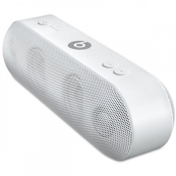 Beats Pill+ kompaktní bezdrátový Bluetooth reproduktor - bílý ML4P2ZM/A - možnost vrátit zboží ZDARMA do 30ti dní