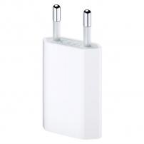 Originální nabíjecí adaptér (5W) pro Apple iPhone / iPod - bílý