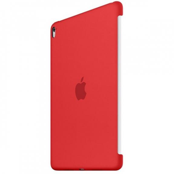 """Originální silikonový kryt pro Apple iPad Pro 9.7"""" - červený MM222ZM/A - možnost vrátit zboží ZDARMA do 30ti dní"""