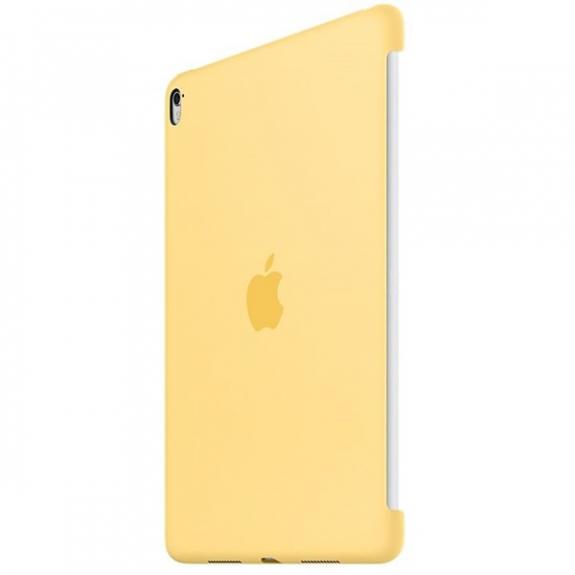 """Originální silikonový kryt pro Apple iPad Pro 9.7"""" - žlutý MM282ZM/A - možnost vrátit zboží ZDARMA do 30ti dní"""